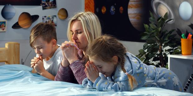 De ce au copiii nevoie de educație spirituală